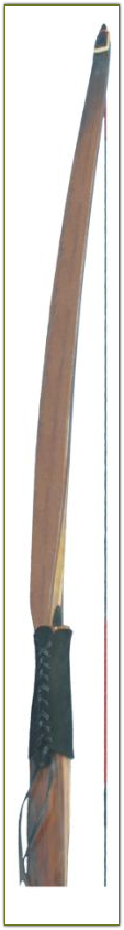 Manchester Solo Deluxe Longbow